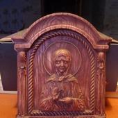 Икона Святой Блаженной Матроны