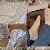 Носки для холодной зимы