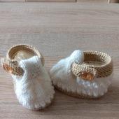 Пинетки—сандалики