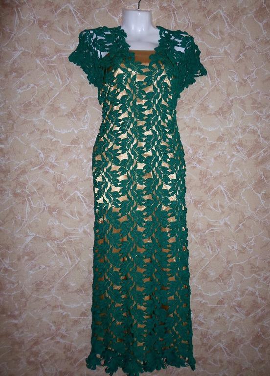 Платья ленточным кружевом
