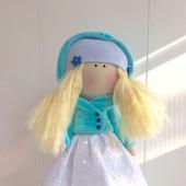 Кукла-блондинка ищет дом