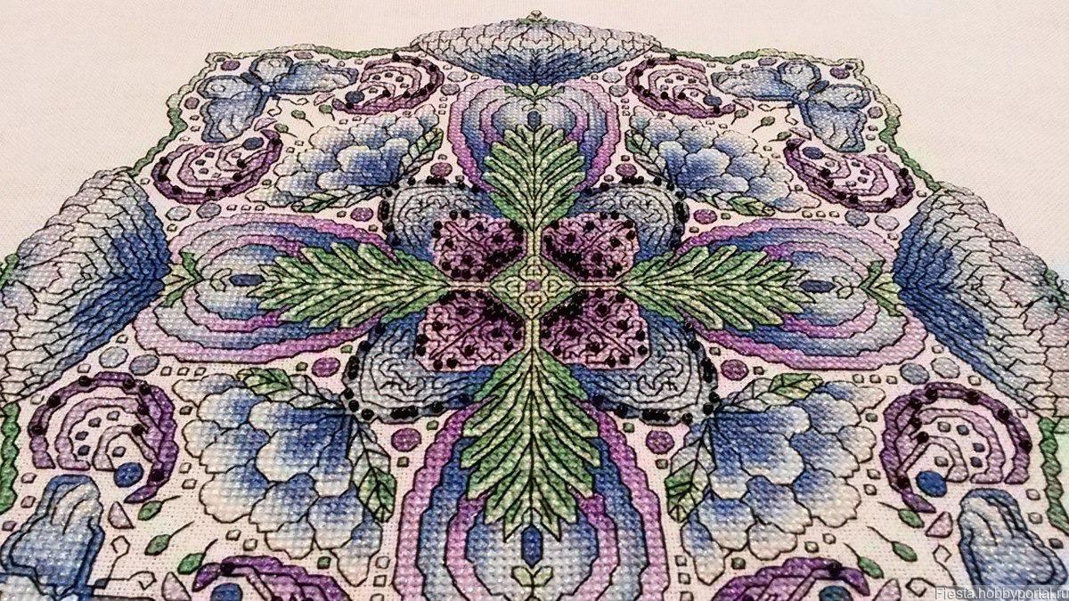 Бриллиант схема для вышивки