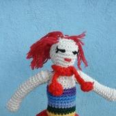 Кукла Радуга