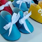 Обувь для кукол ростом 28-30 см