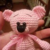 Мишутка - розовое чудо
