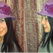 Шляпа для леди