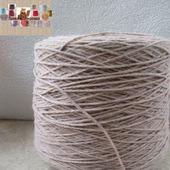 Пряжа с шерстью (шнурок) Италия