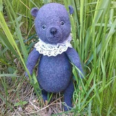 Медвежонок Оскар