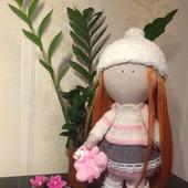 Интерьерная кукла Алисия