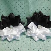Черно белая пара