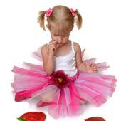 Юбка-пачка или tutu Магнолия в цвету