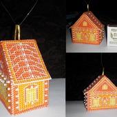 Апельсиновый домик