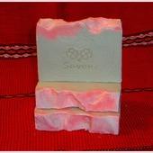Шелковая роза. Натуральное кастильское мыло с шелком.