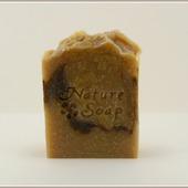 Натуральное мыло с маслом черного тмина и растительной серой