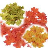 Кленовые листочки. Декоративные элементы