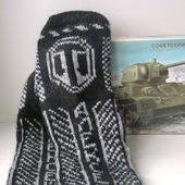"Носки ""Мир танков"""