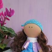 Малышка Лали (текстильная кукла ручной работы)