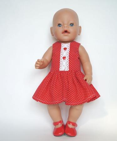 Платье для беби бона своими руками