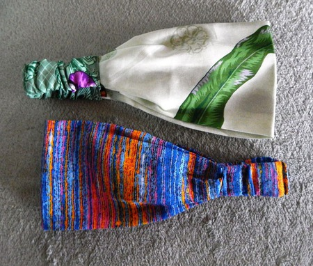 Косынка-повязка ручной работы на заказ