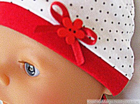 Комплект одежды для куклы Бэби Борн ручной работы на заказ
