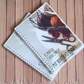 А4 Дневник вязальщицы My Knitting Diary