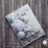 А5 Дневник вязальщицы My Knitting Diary