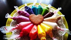 МК по вкусным и ароматным пряникам своими руками от Лилло. Часть вторая-красители