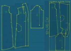 Как максимально точно рассчитать расход ткани для пошива любой вещи по выкройке и в программе RedCafe
