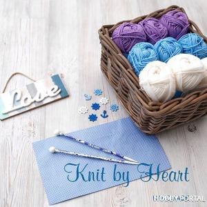 Распродажа дизайнерских вязаных вещей Knit by Heart