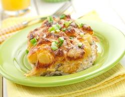 Куриное филе под сыром по-гавайски