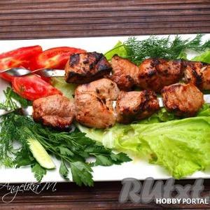 Рецепт грузинского шашлыка из свинины