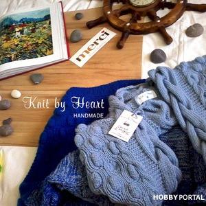 """Акция """"Приятные покупки"""" на Вязаные вещи Knit by Heart"""