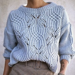 Заканчивается МЕГАРАСПРОДАЖА -50% на вязаные вещи Knit by Heart