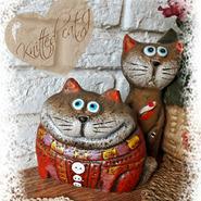 Магазин knitted cat j