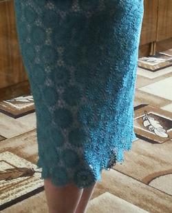 Ажурная летняя юбка крючком безотрывного вязания. Подробный мастер-класс средней сложности. Подойдет для девушек и женщин.