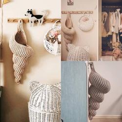 Ракушки крючком - идеи для вязания и вдохновения
