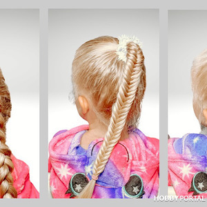 3 способа заплести косу | Дракончик| Коса наизнанку | Рыбий хвост