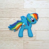 Брошь My Little Pony