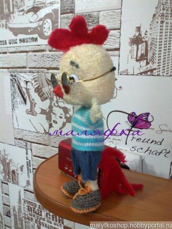 Цыплёнок Цыпа ручной работы на заказ