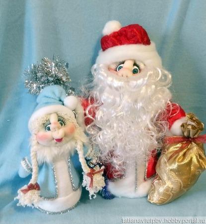 Дед Мороз ручной работы на заказ