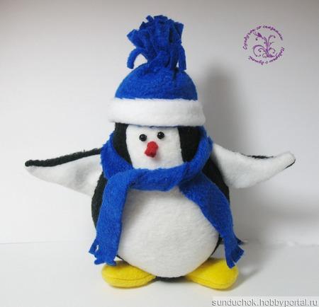 Пингвинчик ручной работы на заказ
