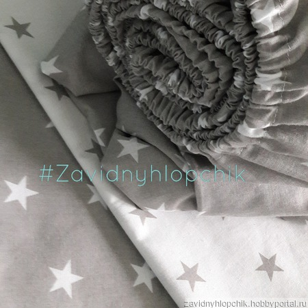 Ультрамодный серый)) ручной работы на заказ