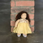 Кукла вальдорфская Натали