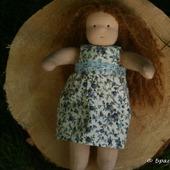 Вальдорфская кукла Маша
