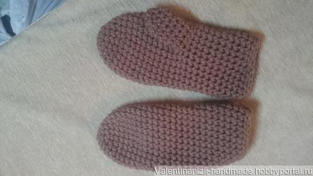 Мягкие и тёплые варежки ручной работы на заказ