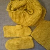 Тёплые и уютные комплекты для холодной зимы