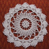 "Салфетка ""Sail Away Doily"""