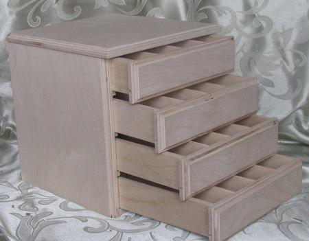 Комод для хранения мелочей ручной работы на заказ