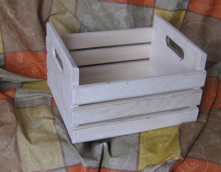 Ящик для хранения ручной работы на заказ