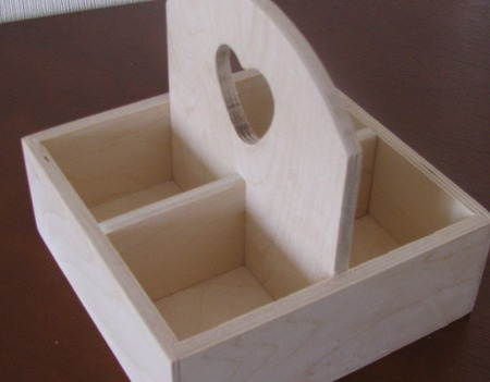Короб для чая/ специй ручной работы на заказ